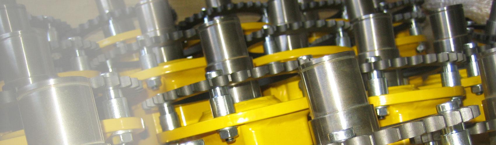 Lohnfertigung Maschinenbau Betriebsmittelbau